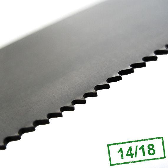 4. Piła taśmowa bimetalowa HI-STANDARD 13x0,6x14/18