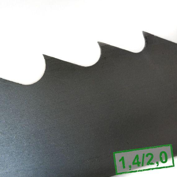1. Piła taśmowa bimetalowa HI-STANDARD 41x1,3x1,4/2,0