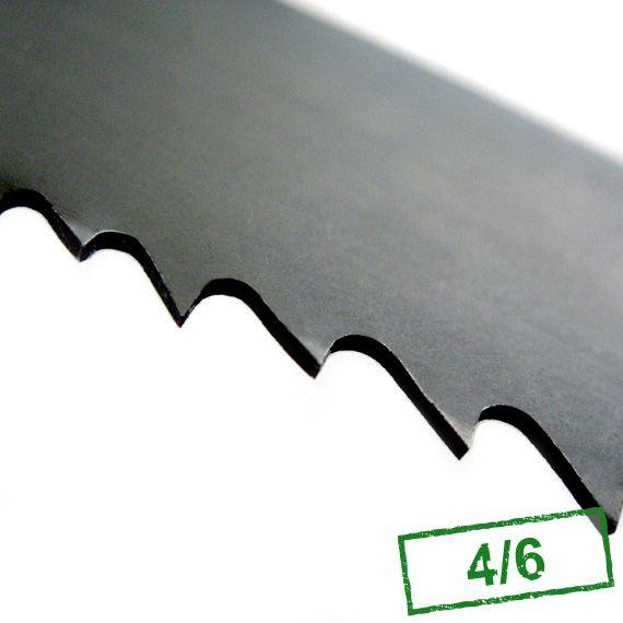 3. Piła taśmowa bimetalowa HI-STANDARD 67x1,6x4/6