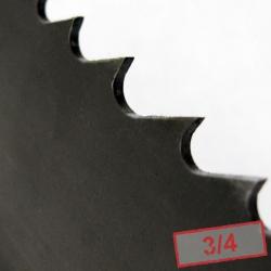 2. Piła taśmowa bimetalowa HARD SPECIAL 27x0,9x3/4