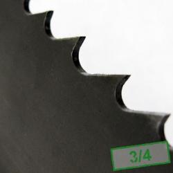 3. Piła taśmowa bimetalowa HI-STANDARD 41x1,3x3/4