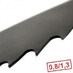 1. Piła taśmowa bimetalowa HARD SPECIAL 54x1,6x0,8/1,3