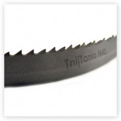 2. Piła taśmowa bimetalowa TnijTanio M42  13x0,6x8/12
