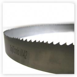 3. Piła taśmowa bimetalowa TnijTanio M42 34x1,1x4/6