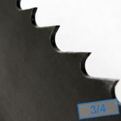 1. Piła taśmowa bimetalowa HI-STANDARD 34x1,1x3/4