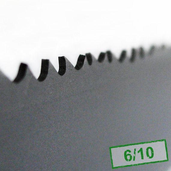 3. Piła taśmowa bimetalowa HI-STANDARD 19x0,9x6/10