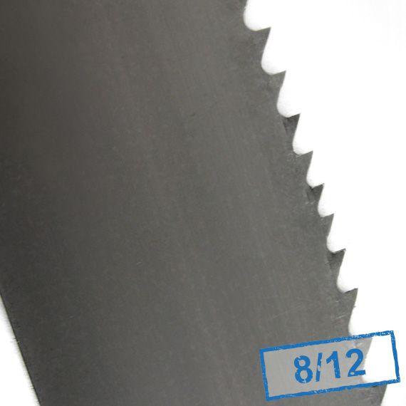 4. Piła taśmowa bimetalowa PROFIL 27x0,9x8/12