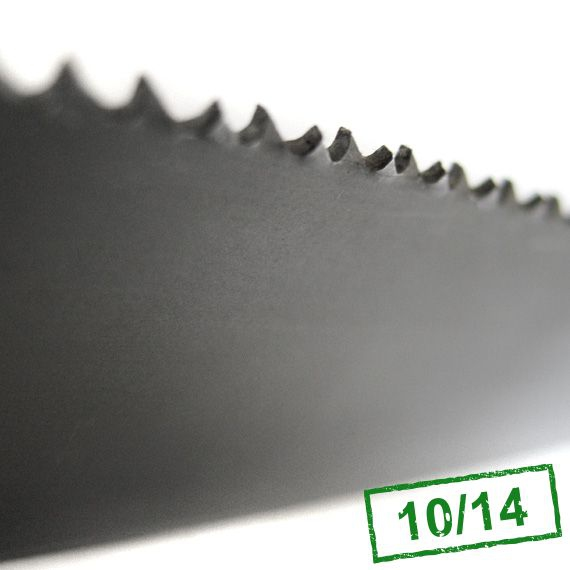 7. Piła taśmowa bimetalowa HI-STANDARD 27x0,9x10/14