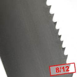 4. Piła taśmowa bimetalowa POWER TT 19x0,9x8/12