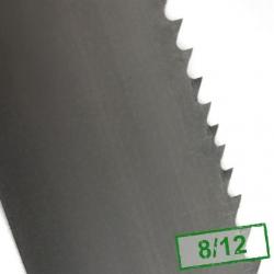 6. Piła taśmowa bimetalowa HI-STANDARD 34x1,1x8/12